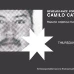 Camilo Catrillanca Remembrance Day