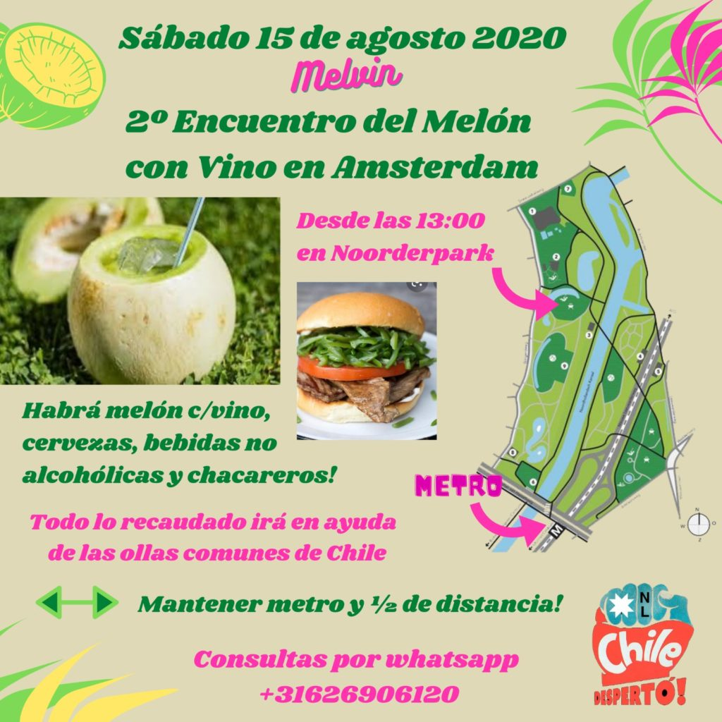 2nd Melvin: Melon with Wine